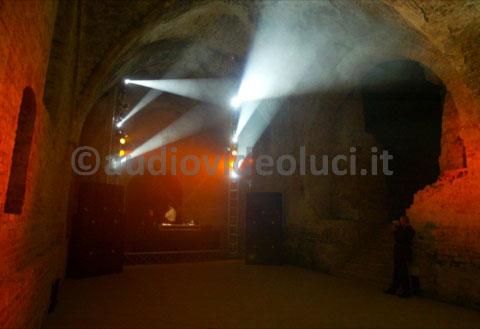 Noleggio Illuminazione professionale, Lago Maggiore