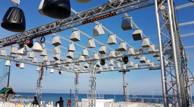 Sistema Diffusori Audio Pixel Sound